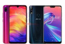 ASUS Zenfone MAX M2 Redmi Note 7