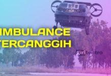Ambulance Terbang Tercanggih