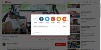 share youtube