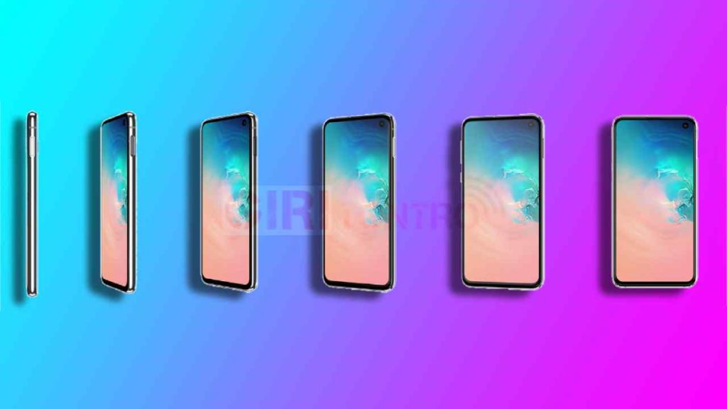 Samsung Galaxy S10e, S10 dan S10+ layar HDR10+ pertama di dunia
