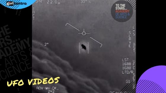 Video UFO yang tertangkap pesawat US Navy Asli Nyata